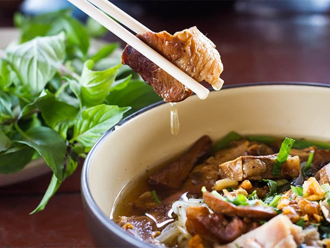 Spice World Asian Beef Soup